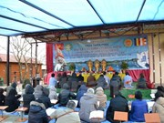 Comunidad vietnamita en Polonia rinde tributo a mártires