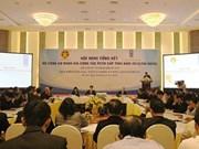 Vietnam evalúa tareas de lucha contra corrupción