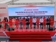 Inauguran en Vietnam centro de formación de conductores de estándar internacional