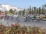 Equipo vietnamita gana primer lugar en torneo internacional de ciclismo femenino