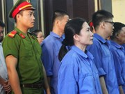 Abren juicio sobre caso de desfalco en banco vietnamita Agribank