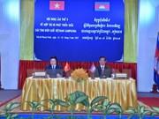 Fuerzas policiales Vietnam-Camboya fomentan cooperación