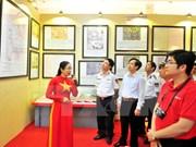 Efectúan exposición sobre soberanía de Vietnam en Hoang Sa y Truong Sa