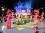 Festival de Ao Dai atrae a más de 70 mil visitantes