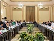 Vietnam y Cuba intercambian experiencias legislativas en seminario temático