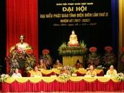 Filial en Dien Bien de Sangha budista de Vietnam convoca segundo congreso