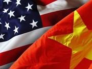 Activistas estadounidenses de amistad visitan Vietnam