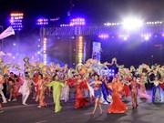 Festival Marítimo, marca de turismo de ciudad vietnamita de Nha Trang