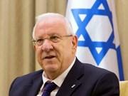 Presidente israelí interviene en Foro Empresarial en Vietnam