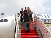 Visita de Lee Hsien Loong contribuye a profundicar lazos Vietnam- Singapur