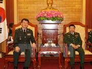 Vietnam y Sudcorea acuerdan implementar con eficiencia acuerdos de defensa