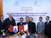 OMPI respalda a Vietnam en diseño de estrategia nacional de propiedad intelectual