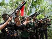 Reanudarán gobierno filipino e insurgentes conversaciones