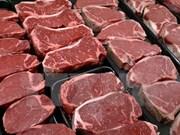 Proponen en Vietnam suspensión de importación de carne de Brasil