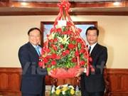 Promueven nexos de solidaridad especial Vietnam-Laos