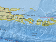 Terremoto en Indonesia deja cuatro heridos, de ellos tres niños