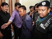 Camboya: Asesino de analista político condenado a cadena perpetua
