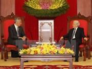 Proponen fortalecer cooperación partidista Vietnam-Singapur