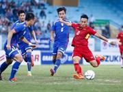 Vietnam empata con China Taipéi en partido amistoso