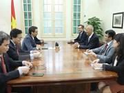 Vietnam y OMPI estrechan cooperación en protección de propiedad intelectual