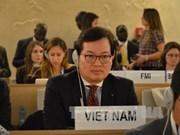Vietnam reitera necesidad de promover diálogos para resolver disputas