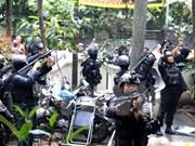 Indonesia detiene a sospechosos que intentan establecer campo de entrenamiento yihad