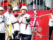 Deportista vietnamita se coronó en Copa Asiática de Tiro con arco 2017