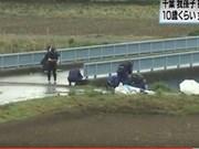 Policía japonesa halla cuerpo de niña vietnamita desaparecida