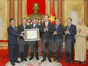 Similitud religiosa constituye base para impulso de nexos Vietnam-Tailandia