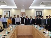 Buscan Vietnam y la India fortalecer nexos en sector de la prensa