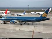 Vietnam Airlines inaugura ruta directa Hanoi- Sidney