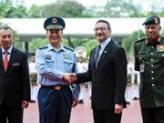 China y Malasia robustecen cooperación militar