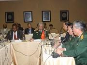 Realizan Vietnam y Sudáfrica diálogo de política de defensa