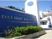 Universidad de Da Nang impulsa cooperación con contrapartes francesas