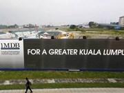 Malasia: fondo de inversión estatal liquida deudas bancarias