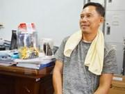 Condena Vietnam a expolicía camboyano por tráfico ilegal de oro