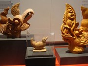 Tesoros arqueológicos de Vietnam continúan impresionando a público alemán
