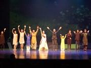 Actúan danza teatral en conmemoración de nexos diplomáticos Vietnam-Sudcorea