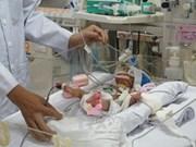 Vietnam opera con éxito quinto caso más raro del mundo con defectos del corazón