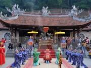 Homenajean en Vietnam a progenitores legendarios de la nación