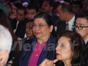 Vietnam participa en 136 Asamblea de la Unión Interparlamentaria en Bangladesh