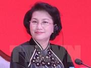 Presidenta parlamentaria de Vietnam visitará Suecia, Hungría y República Checa