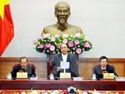 Gobierno vietnamita reconoce señales positivas de economía