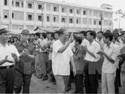 Autoridades de Ciudad Ho Chi Minh rinden tributo a exsecretario general del PCV