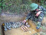 Vietnam conmemora Día Internacional de sensibilización contra minas antipersonal