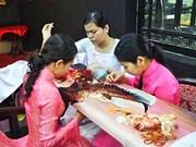 Festival en provincia vietnamita preserva oficios tradicionales