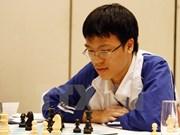 Mejor ajedrecista vietnamita se sitúa en puesto 29 del ranking mundial