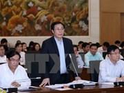 Diputados de Vietnam debaten gestión y uso de propiedades públicas