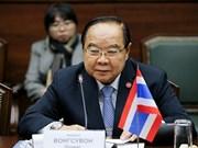 Tailandia convocará elecciones generales a finales de 2018