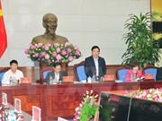 Vietnam fomenta preparación para actividades de APEC 2017